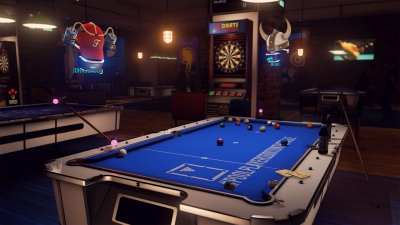 Pool Nation VR Is Now PSVR Launch Title SportsBar VR