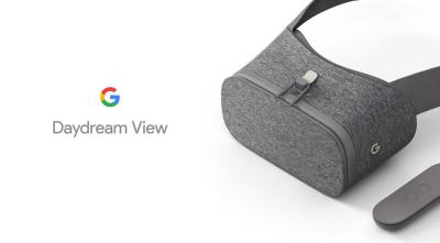 Google Announces Daydream View VR