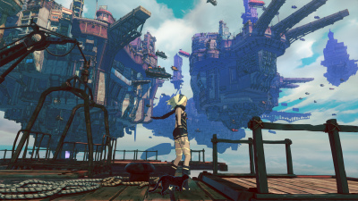 Gravity Rush 2 Delayed