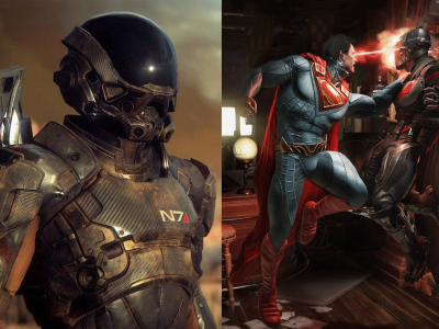 Mass Effect Andromeda and Injustice 2 Release Dates Leaked (?)