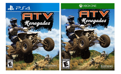 Nighthawk Interactive Announces ATV Renegades