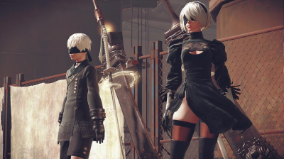 27 Minutes of Nier: Automata Gameplay
