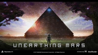 Unearthing Mars Announced For PSVR