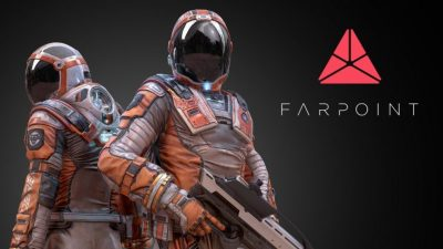Farpoint To Feature Online Co-op