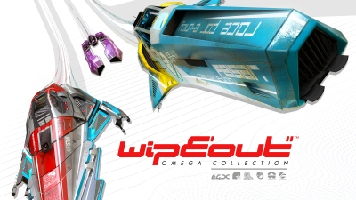WipEout Coming to PS4 in June