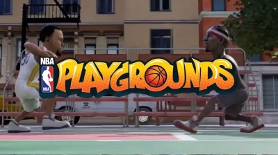 New NBA Playgrounds Gameplay Trailer