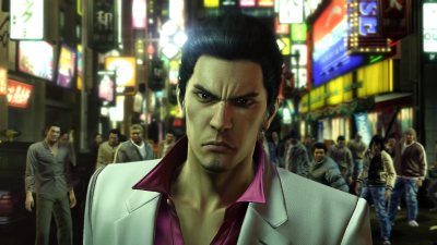 Yakuza Kiwami Revealed By Sega