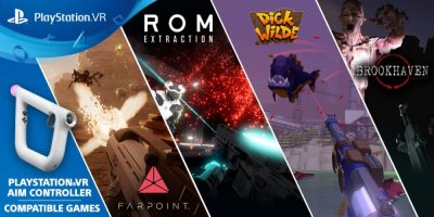 5 PSVR Titles To Have AIM Support
