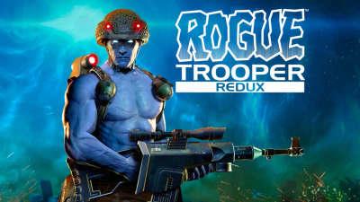 Rogue Trooper Redux Gameplay