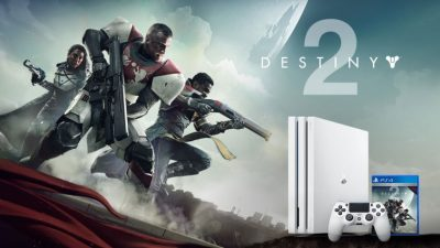 Limited Edition Destiny 2 PS4 Pro Bundle Incoming