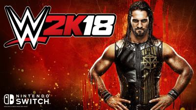 WWE 2K18 Coming to Nintendo Switch