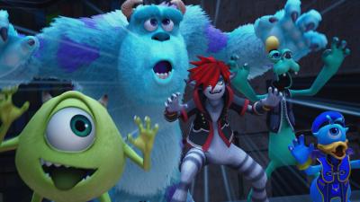 New Kingdom Hearts 3 Trailer Released