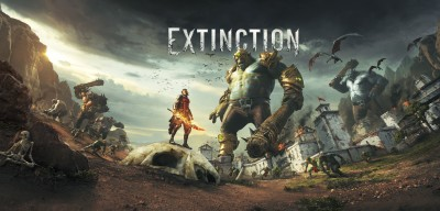 New Extinction Trailer