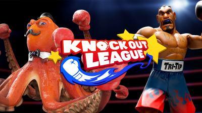 Knockout League Review (PSVR)