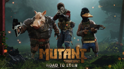 Mutant Year Zero: Road to Eden Announced for PS4, Xbox, and PC