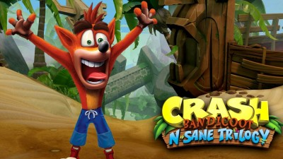 Crash Bandicoot and South Park Are Coming To Nintendo Switch