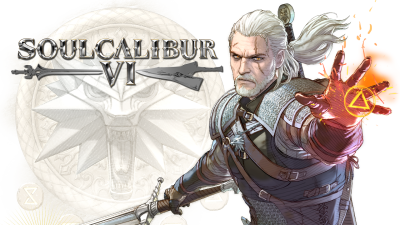 The Witcher Joins Soul Calibur VI Roster