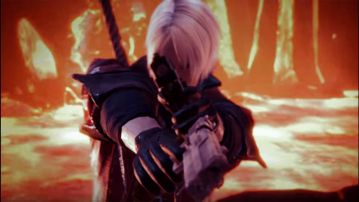 Dante is Coming to Monster Hunter World