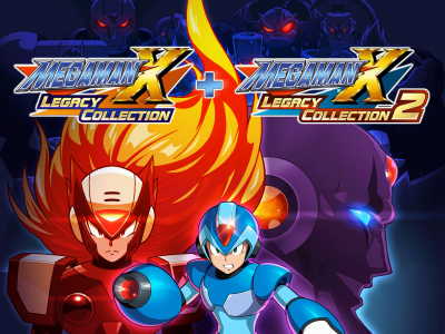 Mega Man X Legacy Collection 1 and 2 Coming in July