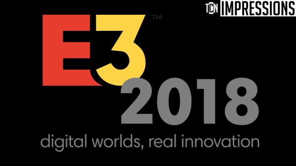 E3 2018 Impressions. T-shirt Giveaway!