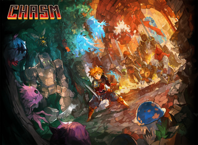 Chasm Release Date Announced