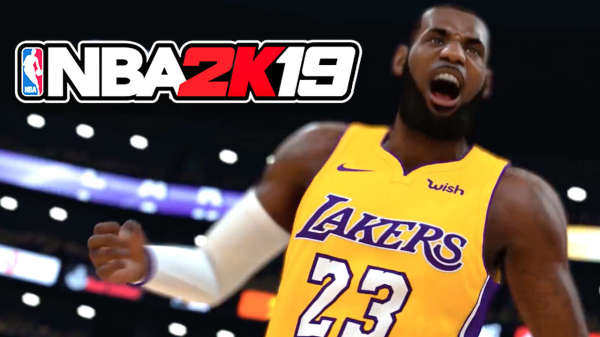 First NBA 2K19 Gameplay Trailer