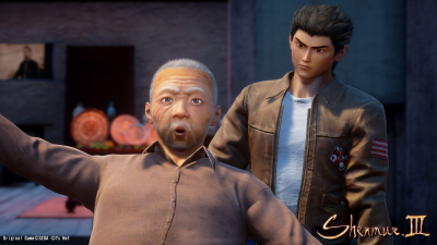 Shenmue 3 Release Date Announced