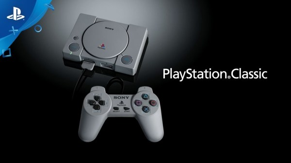 PlayStation Classic Coming In December