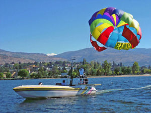 Parasailing Speed Boat Cruises