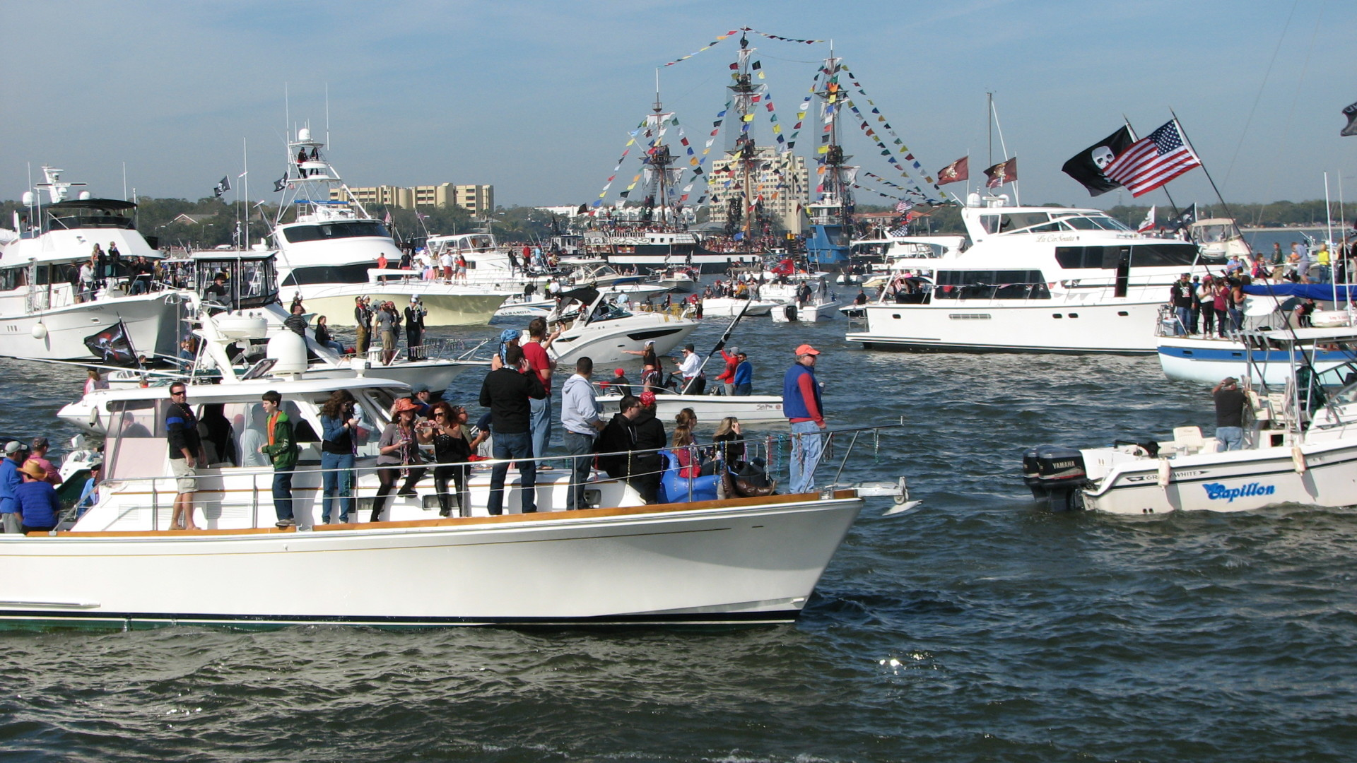 Gasparilla & Event Cruises