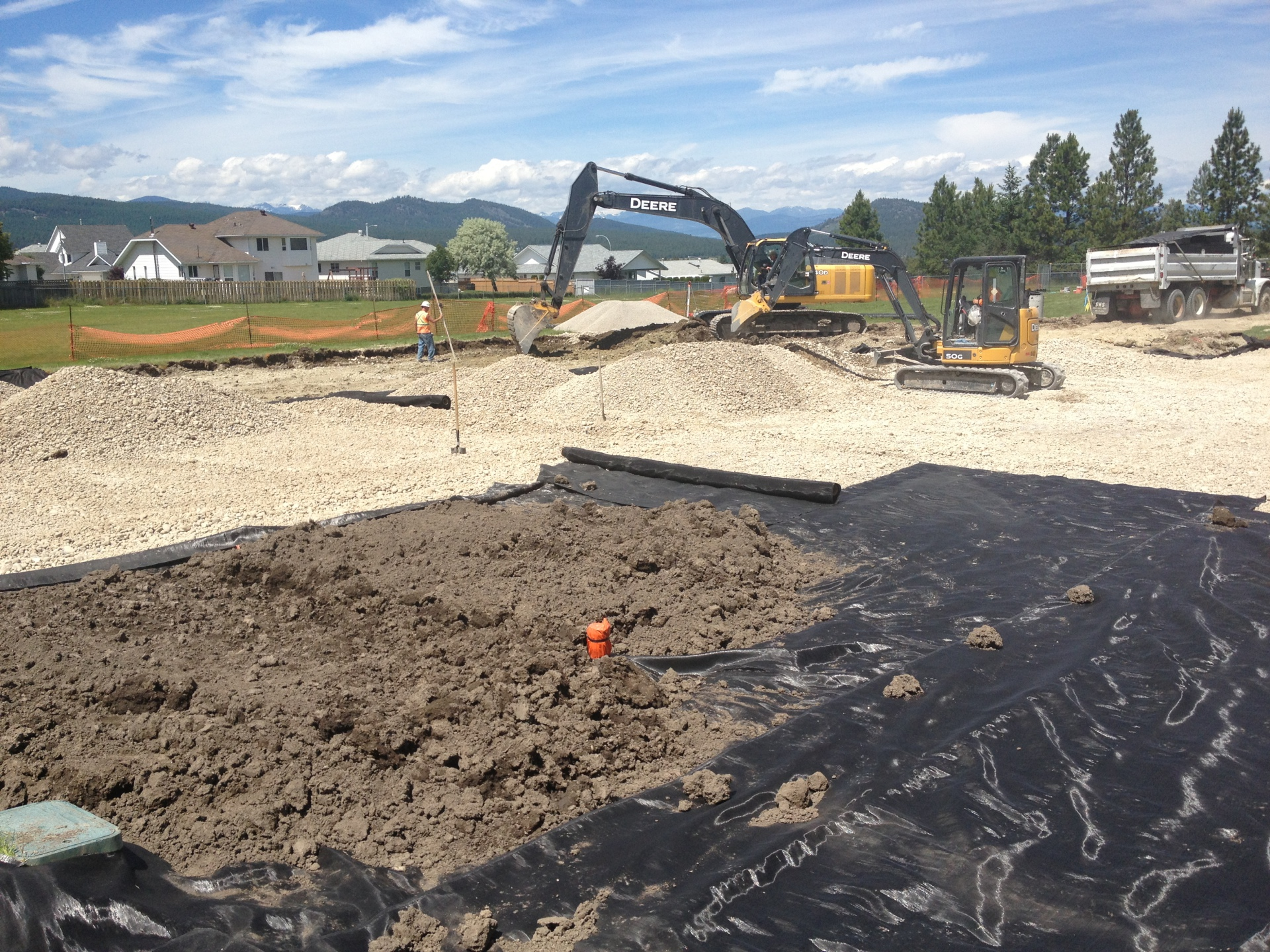 Cranbrook School district Project