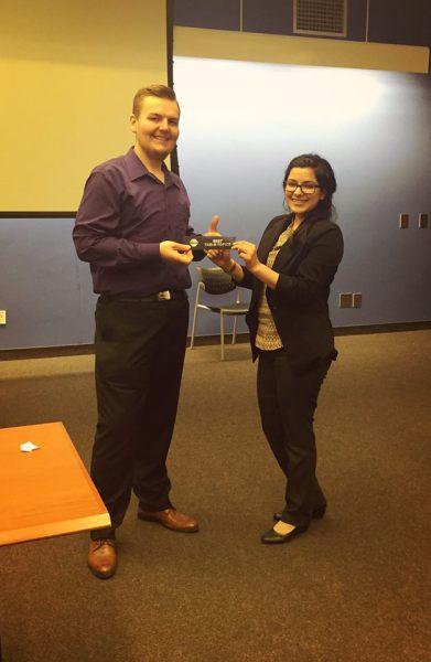 Toastmasters Award