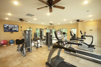 LIFESTYLE FITNESS CENTER