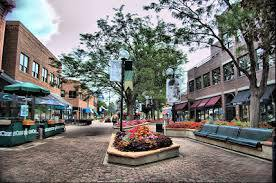 Old Town Square - Fort Collins, CO