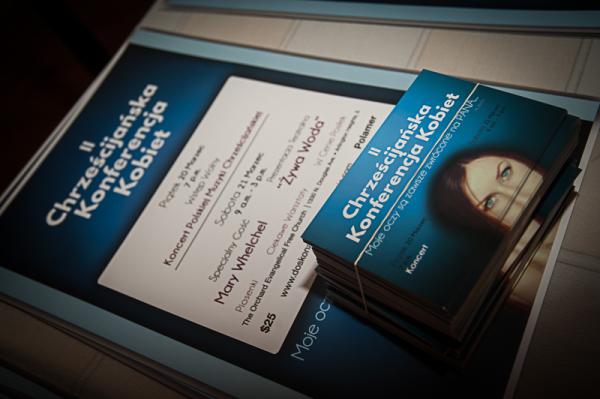 Plakaty i zaproszenia na II Konferencję
