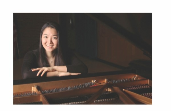 Esther Shin Chuang koncert pianistyczny