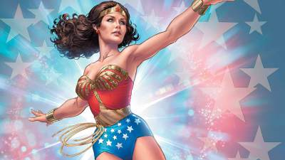 Channel Your Inner Wonder Woman
