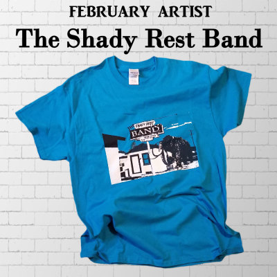 Shady Rest T-shirt