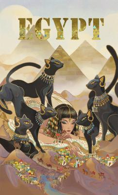Travel poster- Egypt