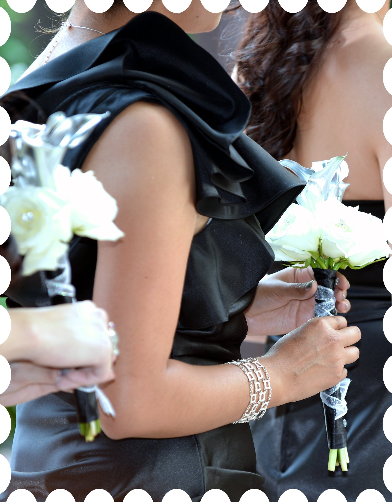 Bride's Maids.