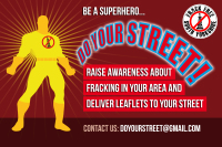 Be a superhero and do your street