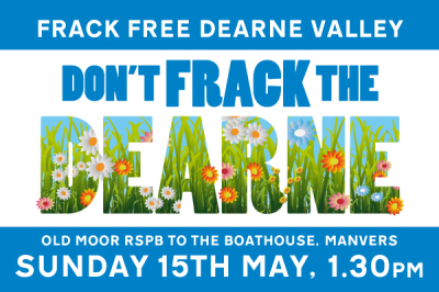 Don't Frack the Dearne