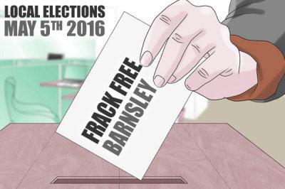 Frack Free Candidates ELECTION 2016