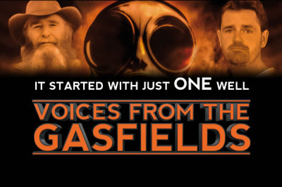 Voices From The Gasfields Screening