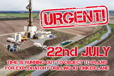 Urgent! Object to Tinker Hill application by 8th July