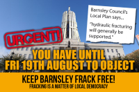 urgent! you have until 19 august to object to local plan