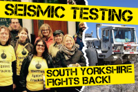 South Yorkshire fights back against seismic testing