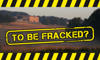 wentworth castle, stainborough, barnsley, fracking