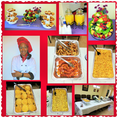 Breakfast Catering Event March 2016