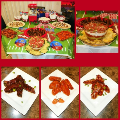 Super Bowl Party 2016